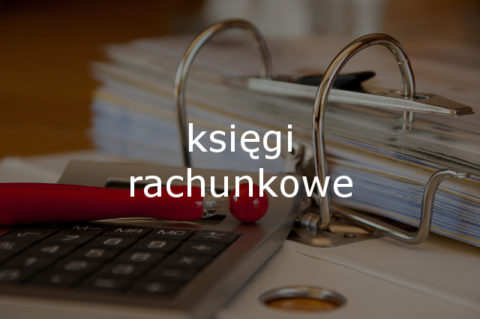 oferta biura - księgi rachunkowe